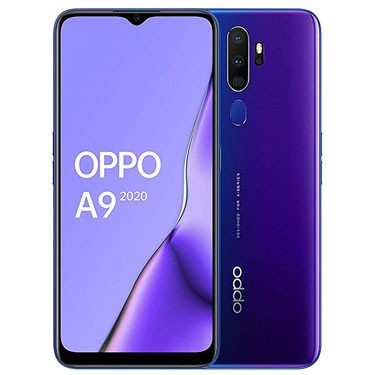 OPPO A9 2020  -  128GB/8GB RAM -  Space Purple