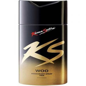 Kama Sutra Deodorant Spray - Storm for Men, 150 ml Bottle