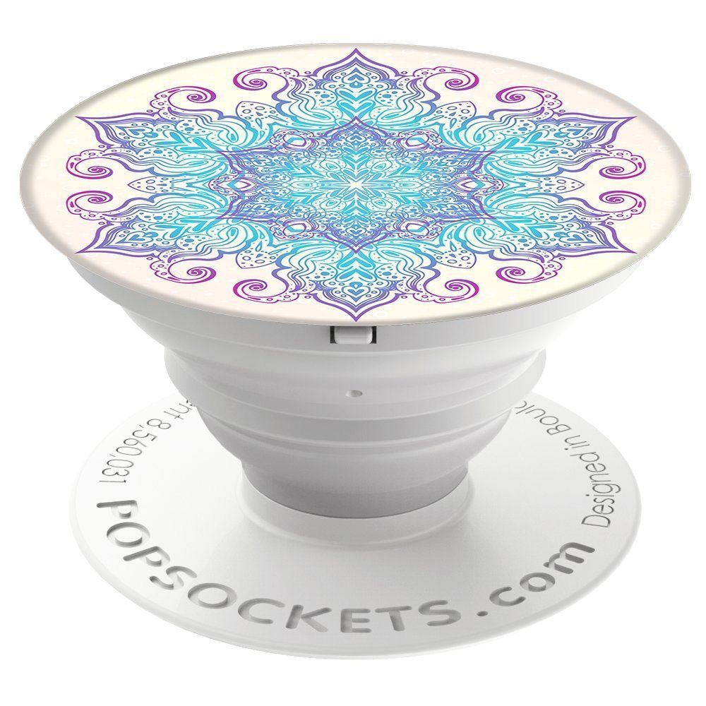 PopSockets Device Stand and Grip - Flower Mandala