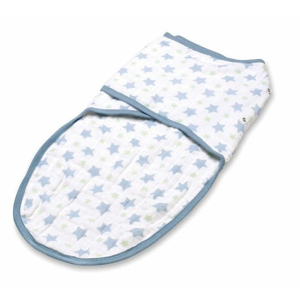 Aden And Anais Easy Swaddle - Prince Charming