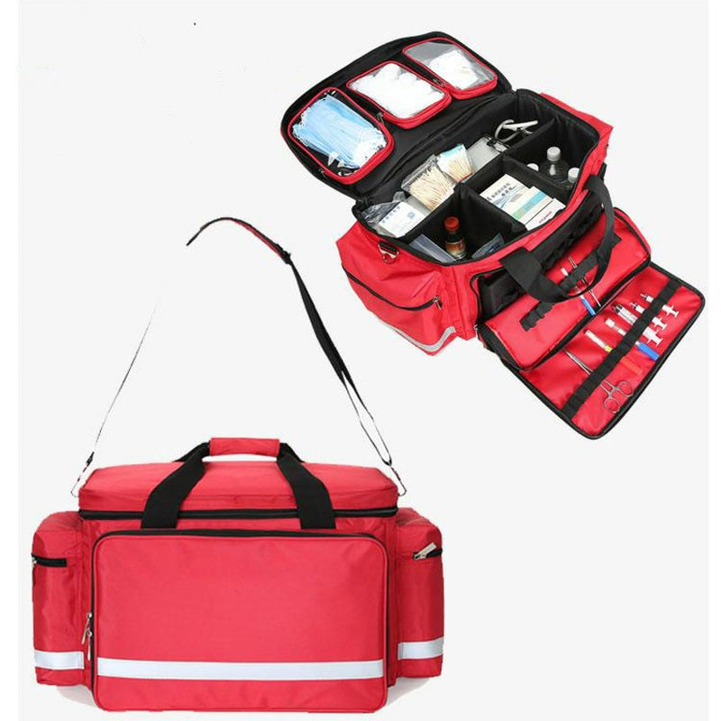 Outdoor First Aid Kit Outdoor Sports Red