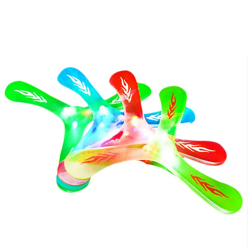 Luminescent Boomerang Flying Toys