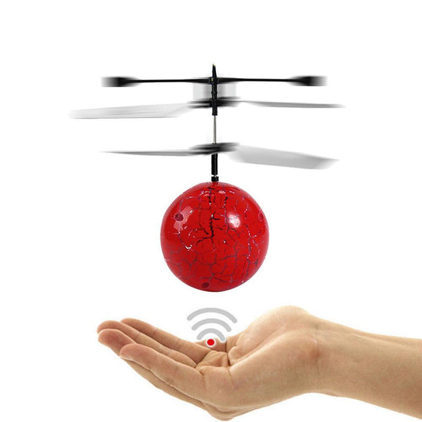 Drone Helicopter Ball