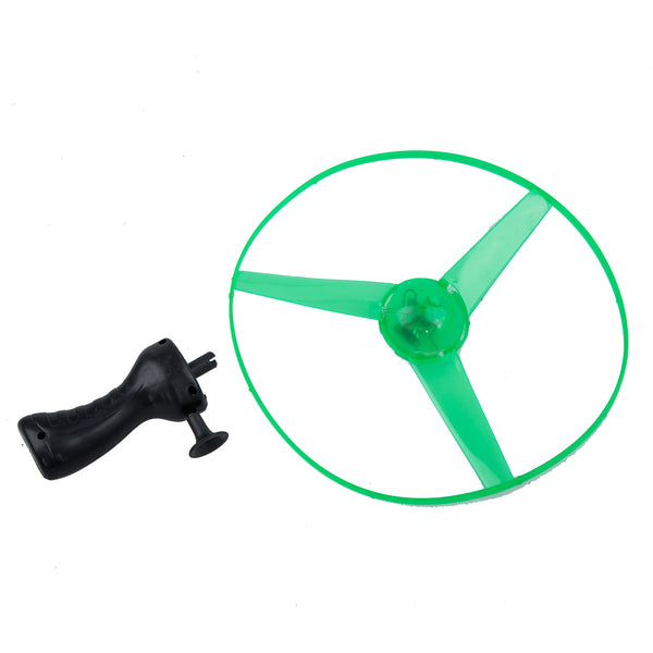 Funny Red Blue Green LED Light Up Flying Disc Toy