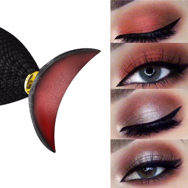 Hot Fashion Mini Lazy Eye Shadow Applicator Silicon eyeshadow stamp