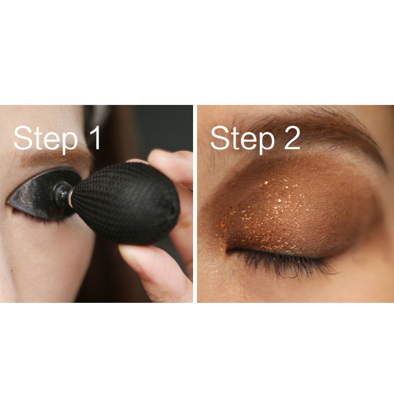 Hot Sales One Step Eye Makeup Eyeshadow Stamp Cosmetic Easy To Makeup