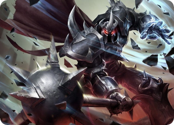 Master of Metal Mordekaiser mouse pad