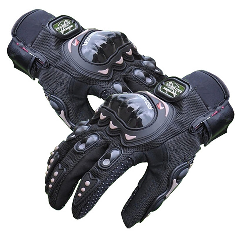 Knight Motorcycle Racing Gloves Motorcross Motorbike Cycling Gloves