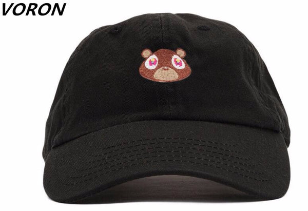 Kanye West Ye Bear Dad Hat Lovely Baseball Cap Summer