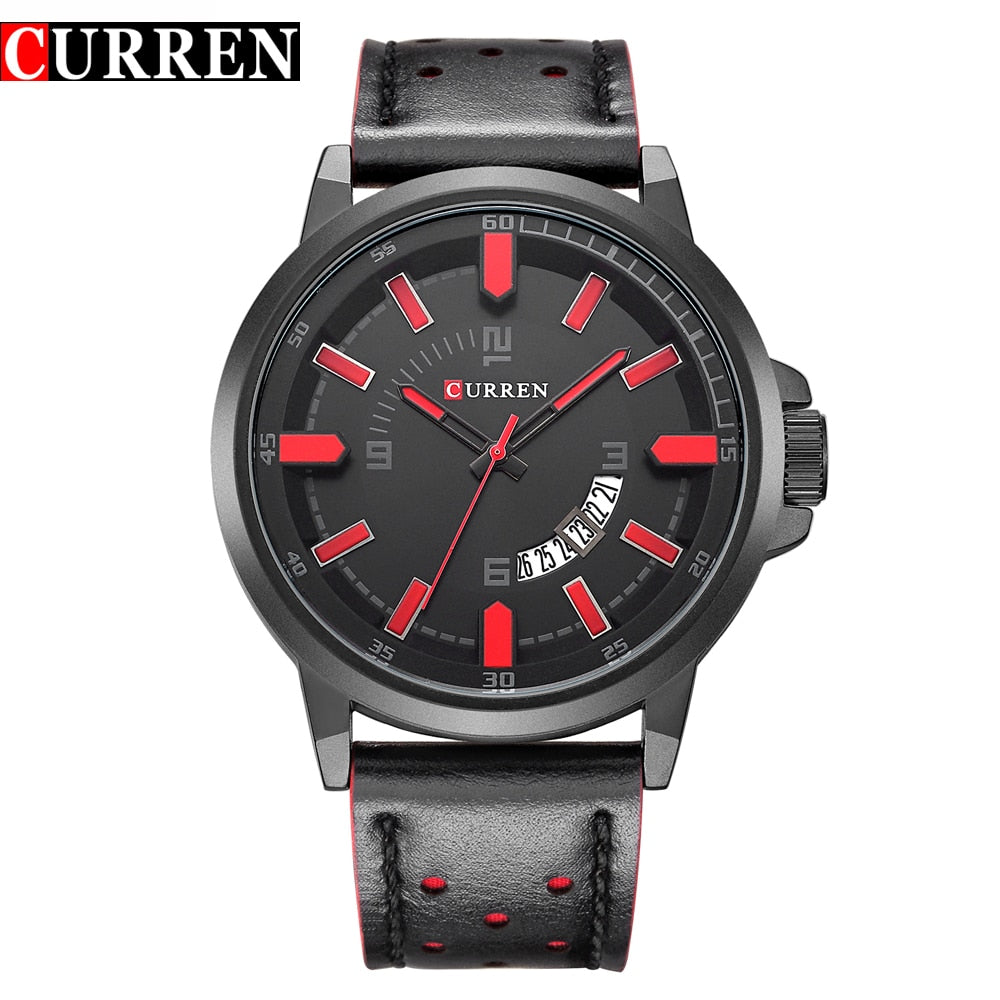 CURREN Sports Watches