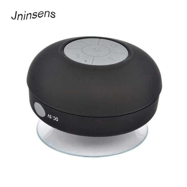 Mini Portable Subwoofer Shower Wireless Waterproof Bluetooth Speaker