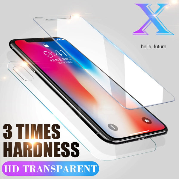 ZNP Front & Back Tempered Glass