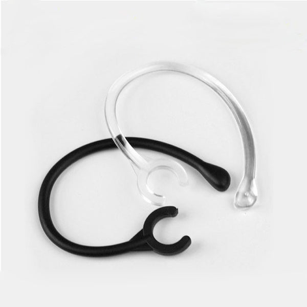6pc New Ear Hook Loop Replacement Bluetooth Repair Parts One size fits most 6mm