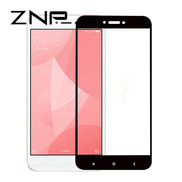ZNP 9H Protective Full Cover Tempered Glass