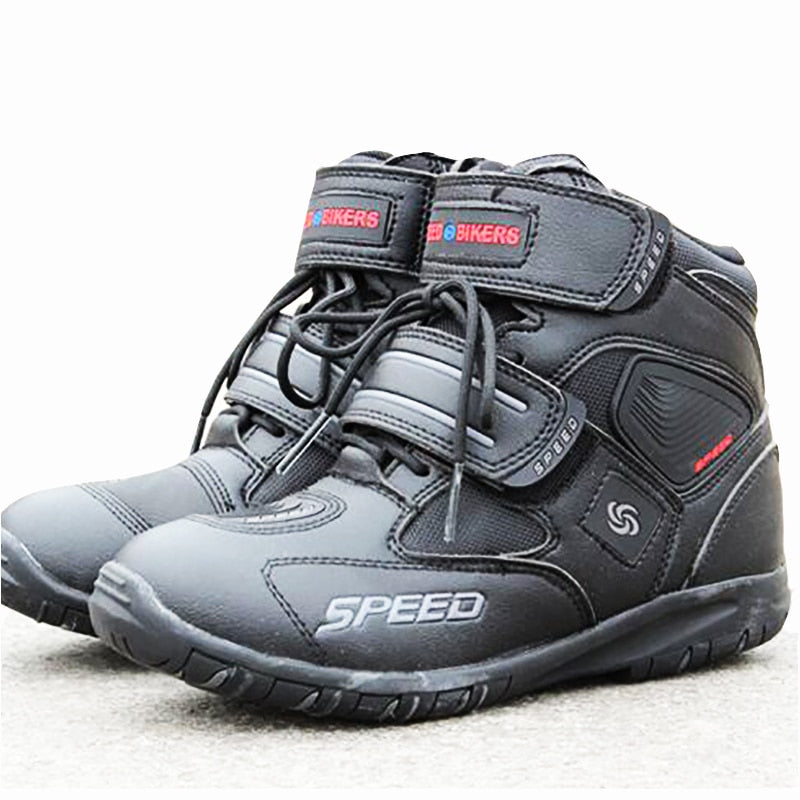 3 colors Moto Motorcycle protective gear Boots