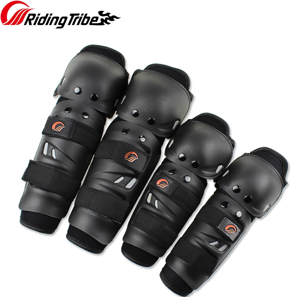 Riding Tribe Motorcycle Riding Knee Pads Motocross Racing Protective Gears
