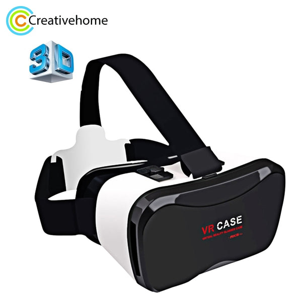 3D VR Glass Virtual Reality Glasses VR Cases 5 Plus 3d Glass