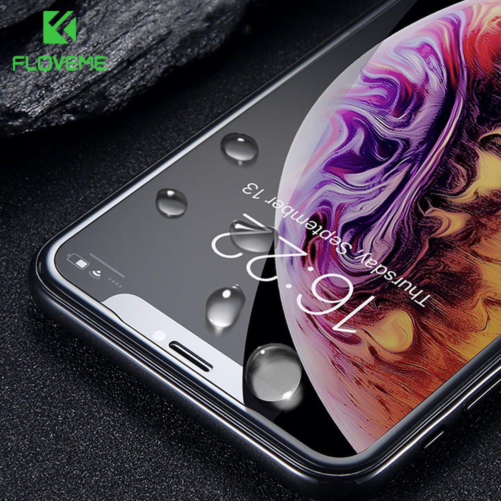 FLOVEME 3D Full Cover Tempered Glass