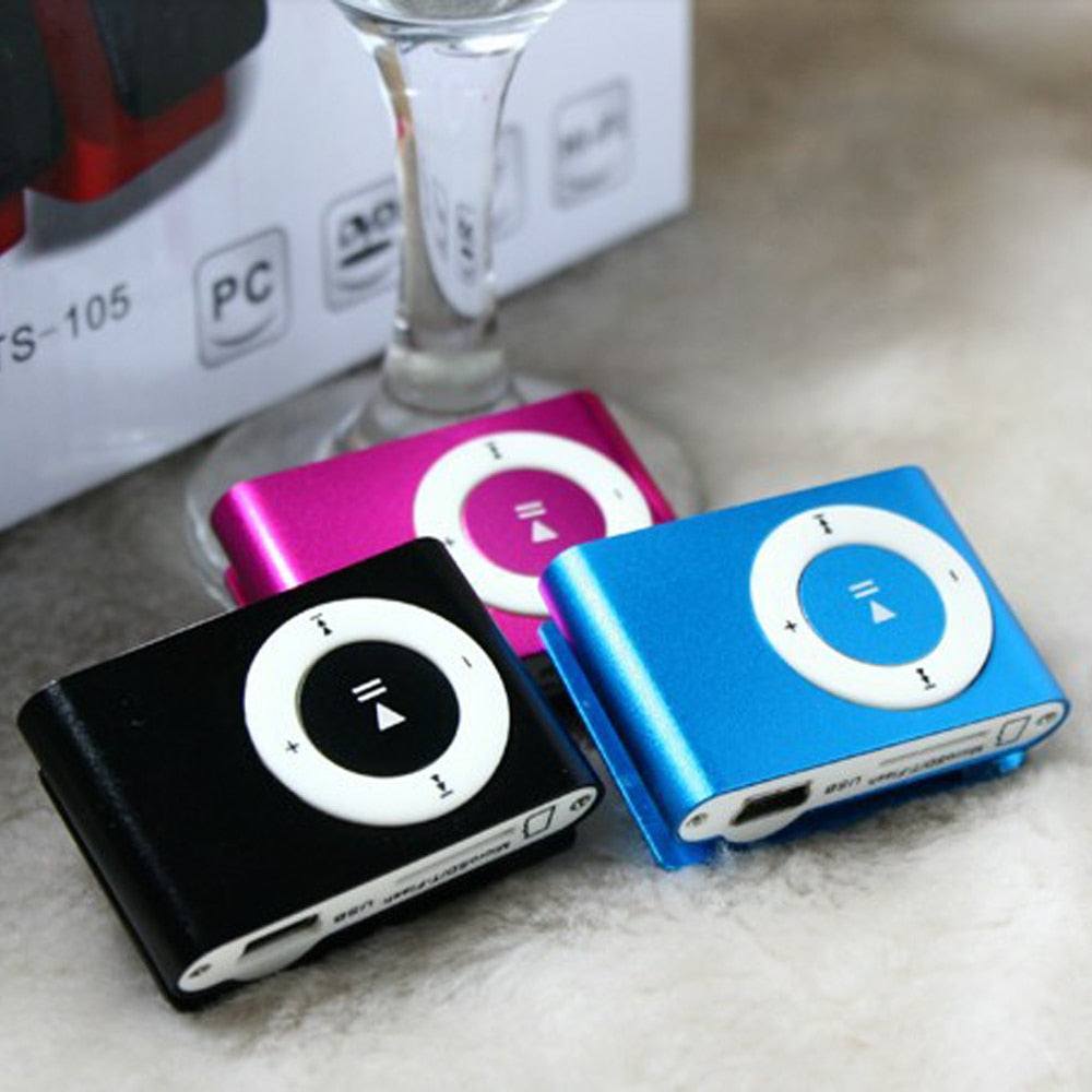 Mirror Portable MP3 Player