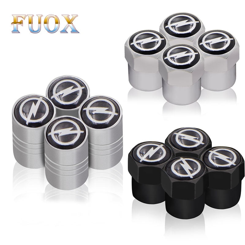 4pcs Car Styling Auto Caps Case