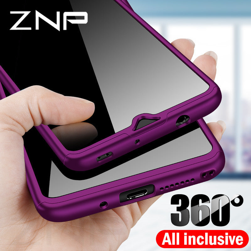 ZNP 360 Full Cover PC Phone Case