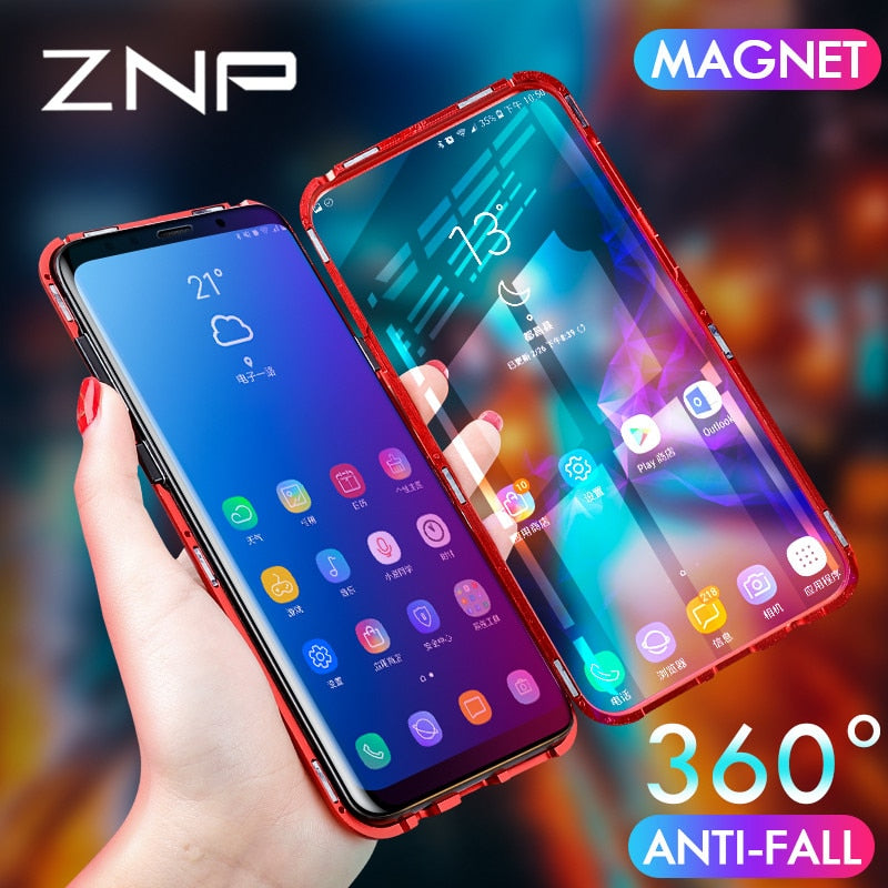 ZNP Magnetic Case