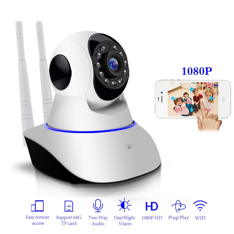 1080P IP Camera Wireless Home Security I