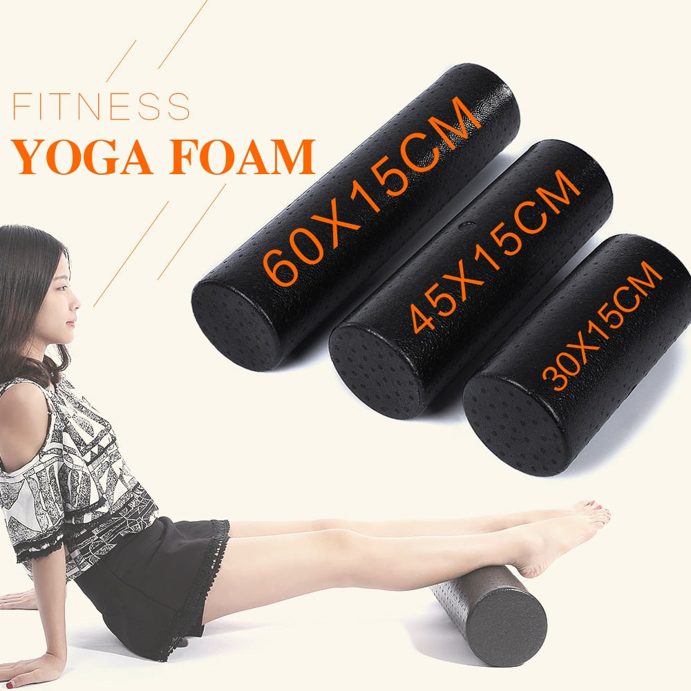 Gym Exercises Fitness Massage Equipment Foam Roller