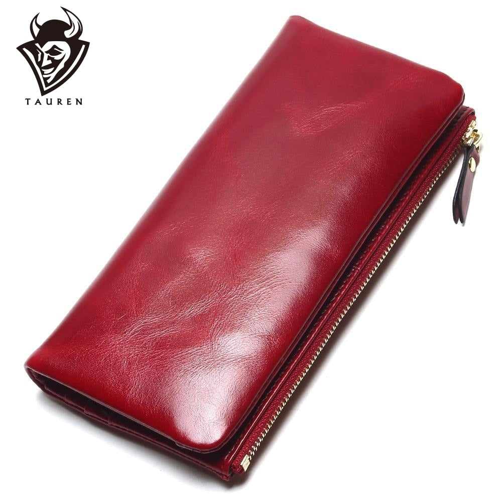 Portable Multifunction Long Wallets