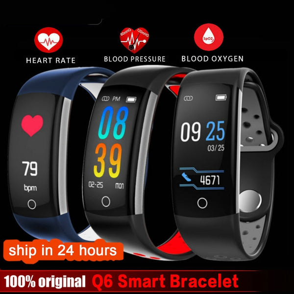 Fitness Tracker Smart Bracelet watch