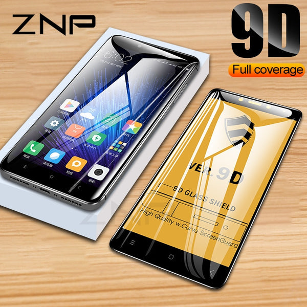 ZNP 9D Full Cover Tempered Glass