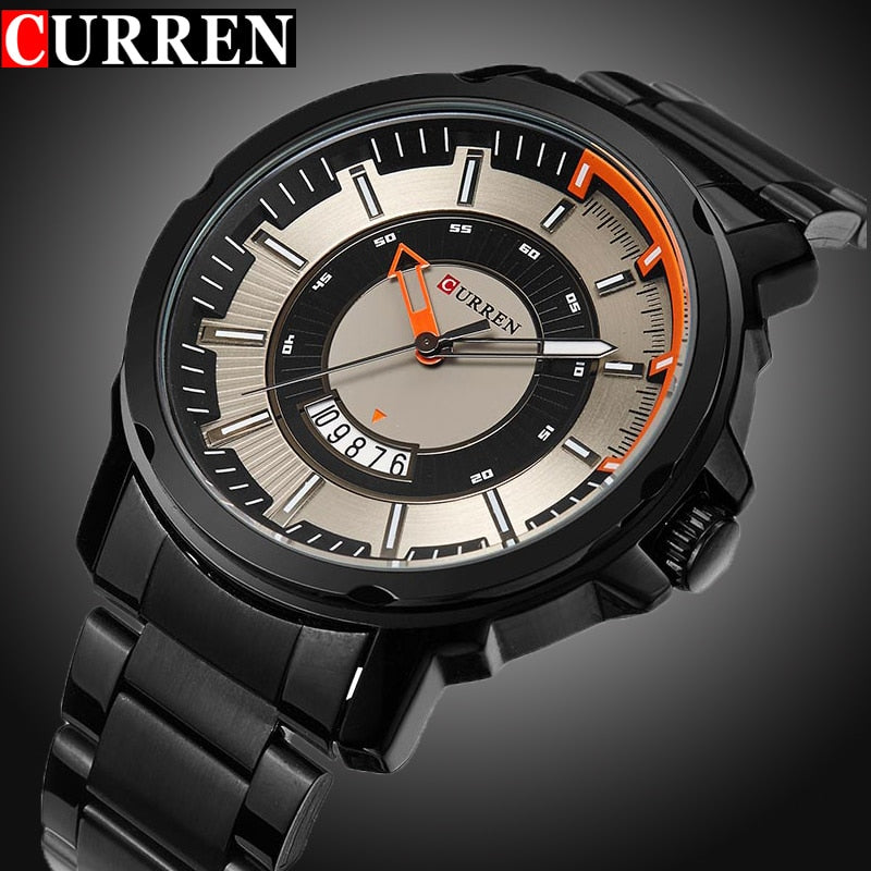 Curren Luxury Sport Quartz Watch