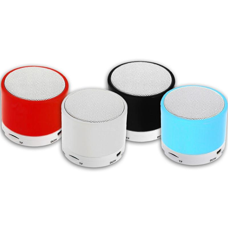 Mini Wireless Bluetooth Speaker Support U Disk TF Card