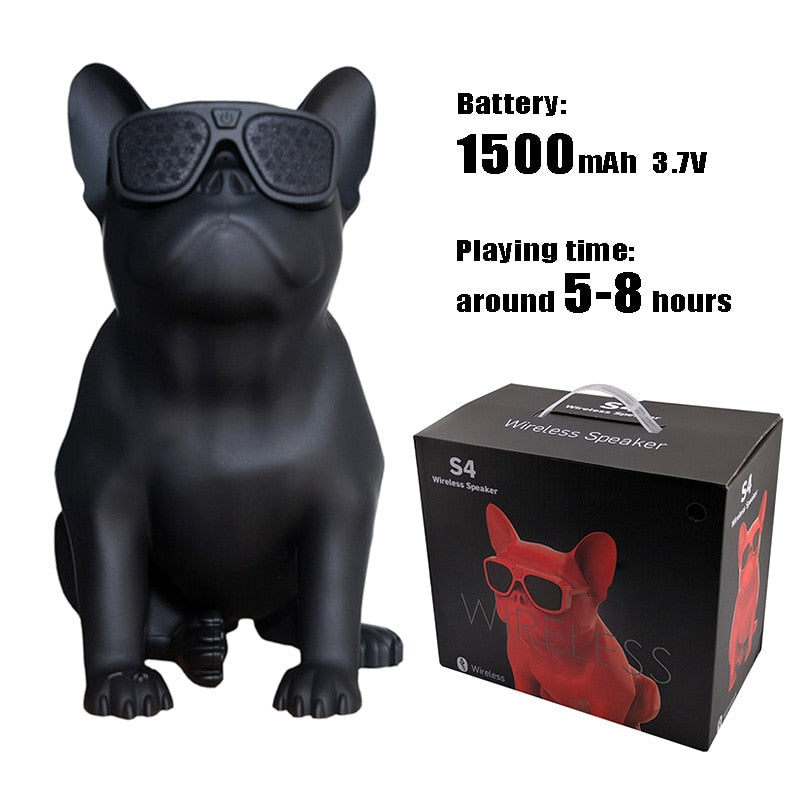 Bulldog Speaker Bluetooth