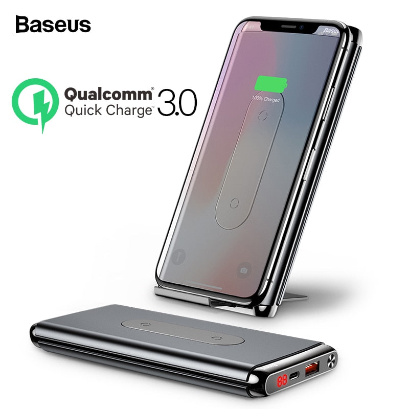 Baseus 10000mAh Quick Charge 3.0 Power Bank