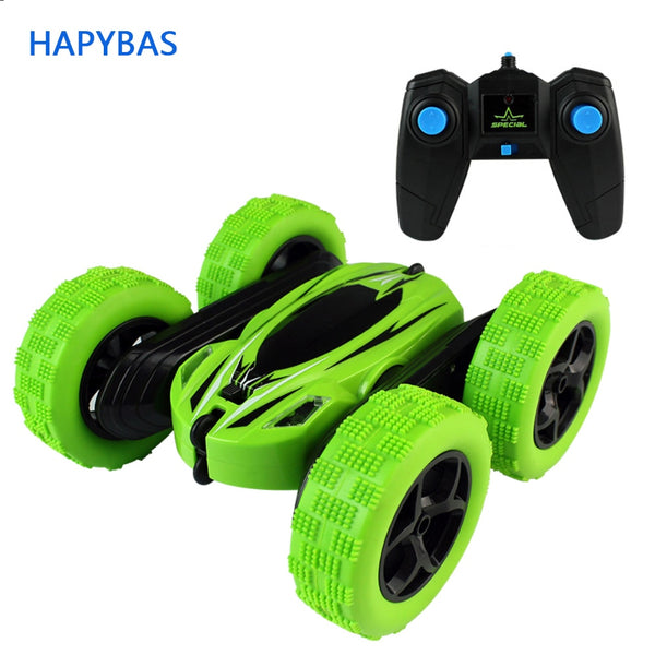 2.4Ghz Remote Control Cars Stunt Rc Car High Speed Flashing