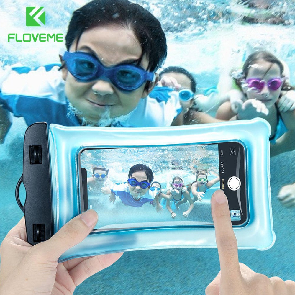 FLOVEME Waterproof Phone Case