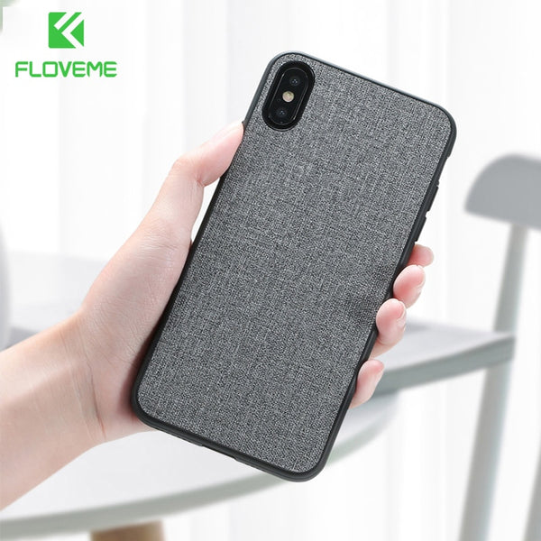 FLOVEME Fabric Phone Case