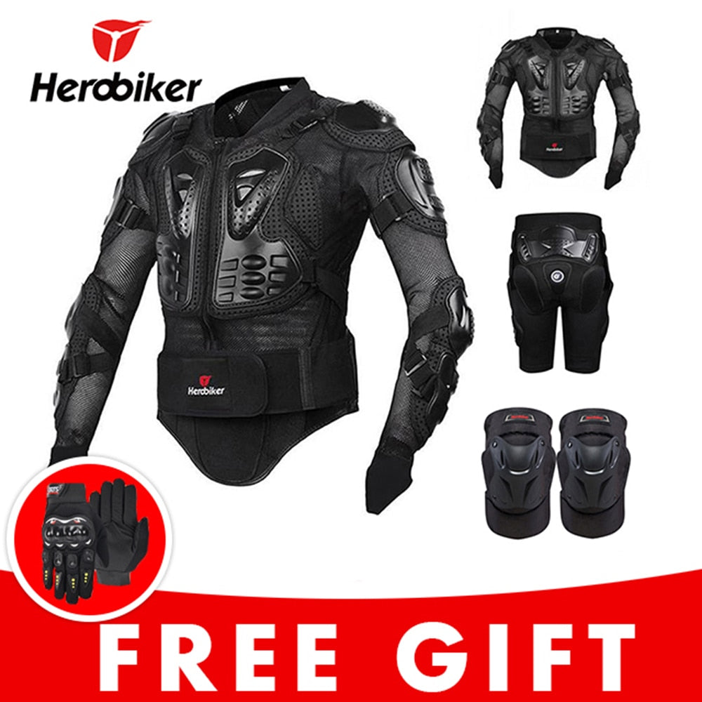 Motorcycle Jacket Riding Protection