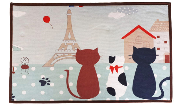 N Brand Cartoon Desined Pet Mat