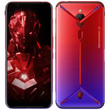 Red Magic 3S - 256GB / 12GB RAM Cyber ​​Shade Global version