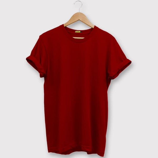 Plain Red T-Shirt
