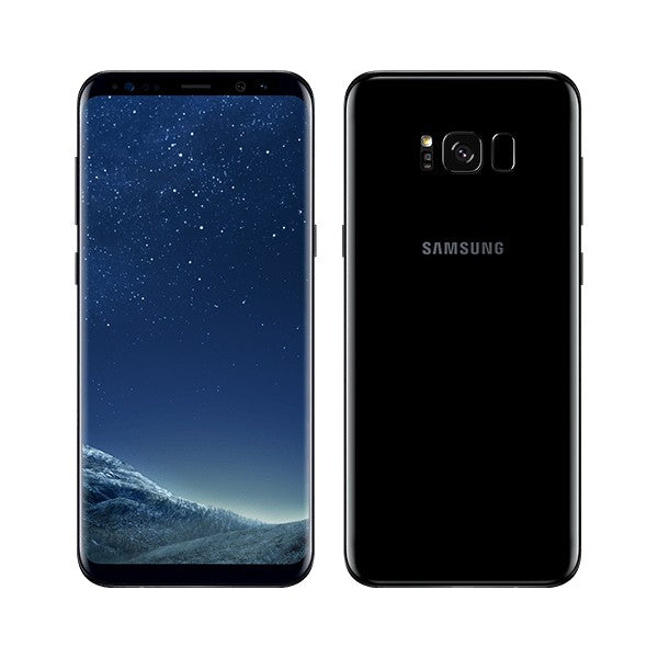 Samsung Galaxy S8 PLUS - 64GB 4GB RAM Midnight Black