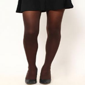 Nouveau Brown Ladies Pantyhose Tights