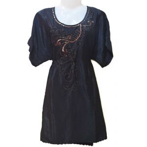 50% Off Short Sleeves Tunic Top