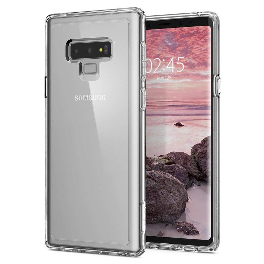 Spigen Slim Armor Crystal Case for Samsung Galaxy Note 9 - Crystal Clear