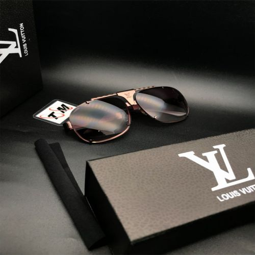 Louis Vuitton Ultra Violet Unisex Sunglasses