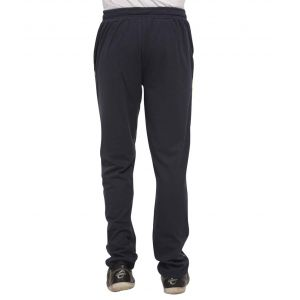 Navy Cotton Trackpants Pack of 1