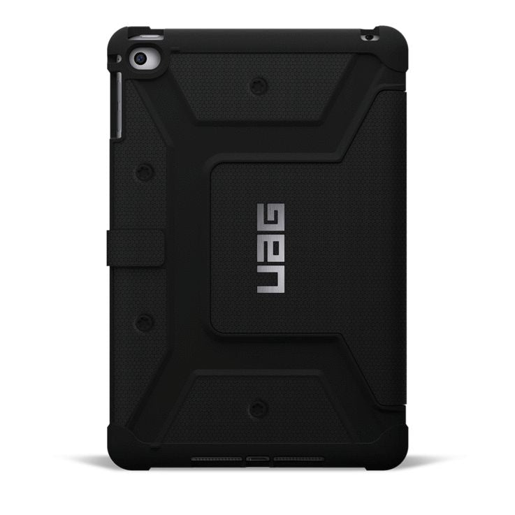 UAG Metropolis Series Wallet Case for iPad Mini 4 - Black