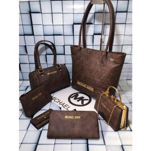 Luxury Women Handbags Set 6
